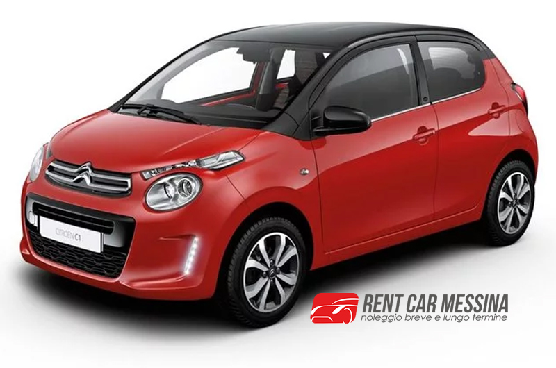 Citroen C1 2°serie  1.0 VTi72 S&S Feel Micro car 5-door