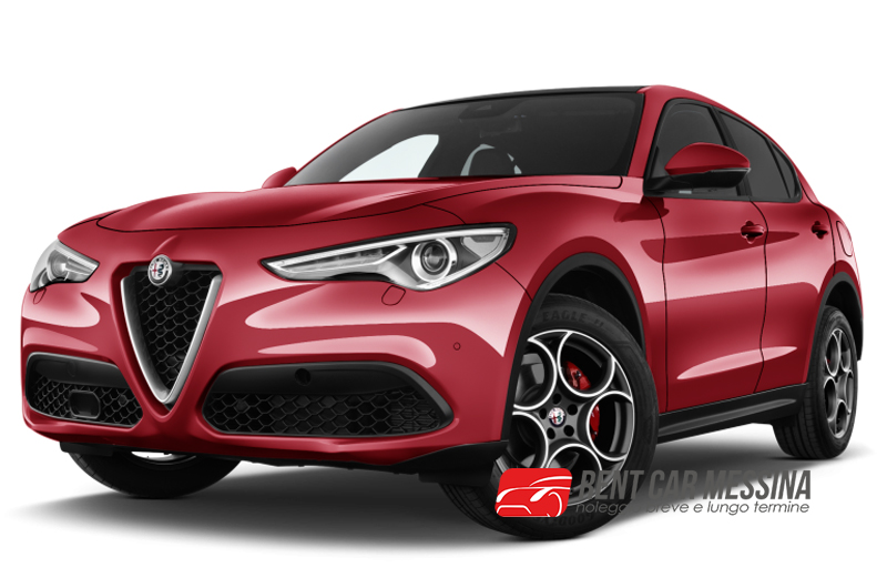 Alfa Romeo Stelvio 2.2 Turbo 160 cv At8 Business