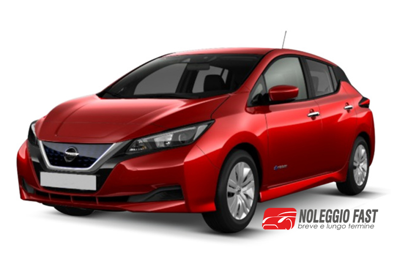Nissan LEAF BUSINESS