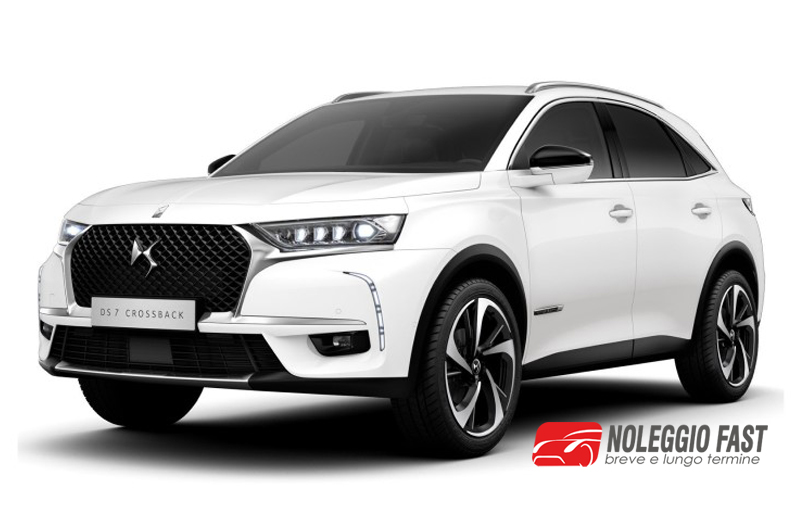 Citroen - DS 7 CROSSBACK